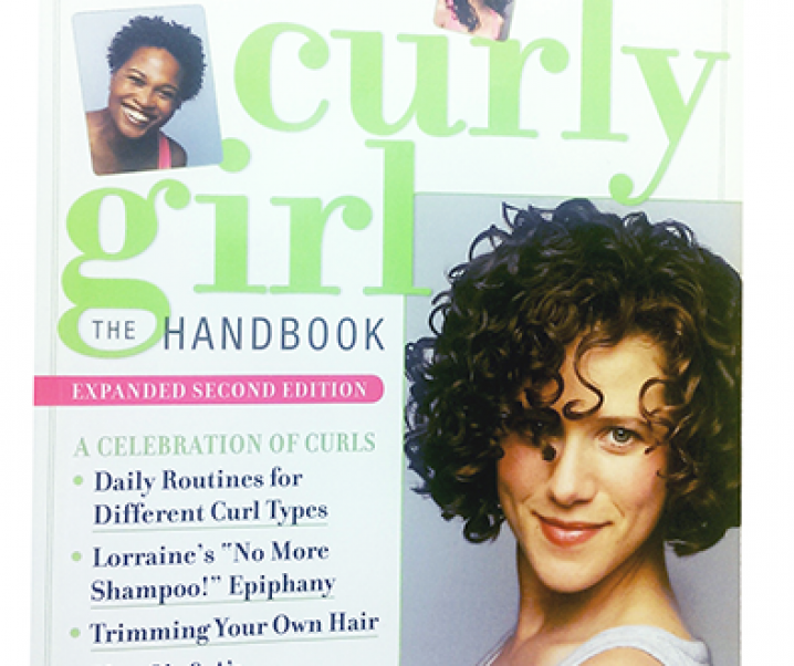 Curly Girl (CG) Methode – introductie